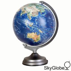12吋衛星觸控三段式立體地球儀 thumb